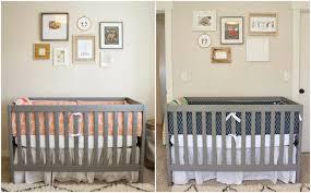A Gender Neutral Twin Nursery In Measurements 1600 X 996