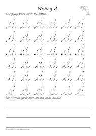Cursive Letter Formation Teaching Resources & Printables SparkleBox