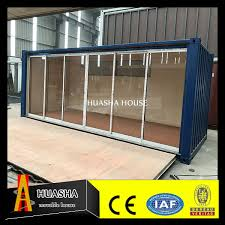 104 Pre Built Container Homes 20ft Outdoor Factory Built Portable Home Kits Manufacturers And Suppliers China Factory Huasha