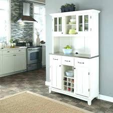 Kitchen Buffet Storage Hutch