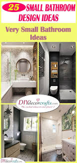 The Best Small Bathroom Ideas To Make The Small Bathroom Design Ideas Small Bathroom Ideas