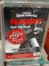 Californias Great America Halloween Haunt by California U0027s Great America Halloween Haunt