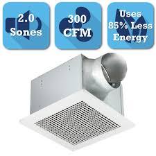 Home Depot Bathroom Exhaust Fan by Delta Breez Professional Pro Series 300 Cfm Ceiling Bathroom
