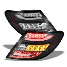 2011 2014 mercedes w204 c class style led lights