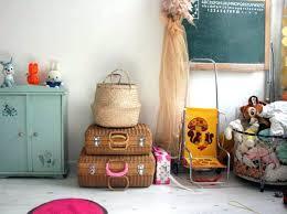 chambre bébé retro chambre enfant vintage une chambre denfant vintage lit bebe