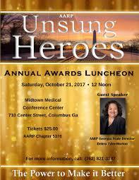 Pumpkin Patch Columbus Georgia by Aarp Unsung Heroes Awards Luncheon Wltz
