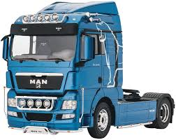100 Model Semi Truck Kits Revell 124 MAN TGX XLX Plastic Kit One Stop RC Hobbies
