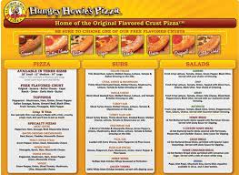 Enjoy 5 Hungry Howies Pizza Subs Locations Delivery Available At All