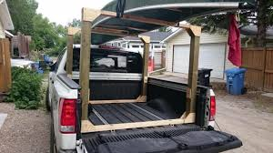 DIY Canoe Rack - Nissan Titan Forum Safely Securing A Kayak To Roof Racks Rhinorack Canoe Foam Blocks Carrier For Cars Suspenz Do You Canoe Tundratalknet Toyota Tundra Discussion Forum Best The Buyers Guide 2018 How Transport Canoes Kayaks An Informative Guide From Recreational Truck Bed Topperking Providing Cap World And Pickup Trucks Thule Stacker Rooftop Rack Tips Building Rack Truck Jamson