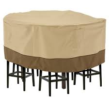 Veranda Tall Round Table & 4 Tall Chairs Cover - Large Patio Seating Set Clearance Clic Veranda Table Chair Cover Large Outdoor Covers For Patio Fniture Fniture Tall Round 4 Chairs Covers For 1000345193 Capturafoto Proven Amazon Com Waterproof And Argos Outdoor Sectional Quality And Classic Accsories Standard Folding Armor Metal Cheapest Rectangular Bar Durable Water Resistant