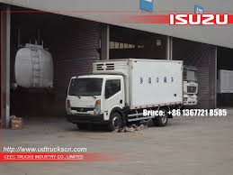 Nissan Refrigerator Van Trucks For Frozen Food Fish And Meat For ...