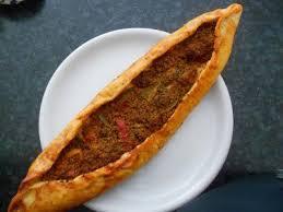 verboten gut kiymali pide türkische pizza mit