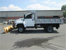 2005 GMC C4500 Plow | Spreader Truck Sales Auction Co LLC WINDSOR ...