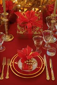 Christmas Or Holidays Wedding Winter Red And Gold Color Reception