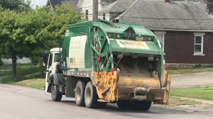 100 Garbage Truck Youtube HiDef Waste Management Passing By In Greenville8