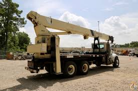 100 Used Peterbilt Trucks For Sale In Texas Sold National 9125A Mounted To 2007 340 Chassis Crane