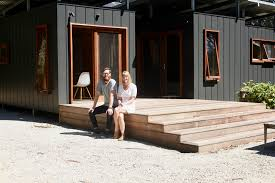 100 Container Homes Prices Australia We Live In A Shipping Container Inside Amy And Richards