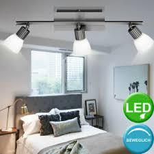 details zu led design beleuchtung 12w büro strahler wohnzimmer decken leuchte spot leiste