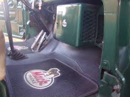 B 81 Mack Floor Mat - BMT Member's Gallery - Click Here To View Our ...