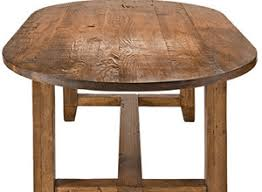 Farmhouse Tables Racetrack Or Oval Dining