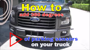 How To Install 360 Degrees Of Parking Sensors To Your F150 Pickup ... Addictive Desert Designs 19992016 F250 F350 Honeybadger Rear How Backup Sensors Add Safety To The 2017 Silverado Youtube Installation Of Accele Electronics 4sensor Sensor Wireless Back Up Camera Chevrolet F150 Series Bumper W Tow Hooks Cameras Auto Styles Raceline With Mounts Rpg Offroad Buy Chevygmc 1500 Stealth Reverse Tech Ps253482 1957 1964 Ford Truck Deluxe Front 8 24v Four Parking Sensor Wireless Truck Backup Camera Tft 7inch