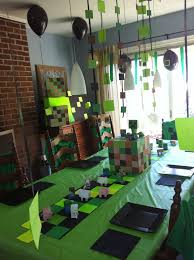 Minecraft Room Decor Ideas by 50 Best Minecraft Images On Pinterest Birthday Parties