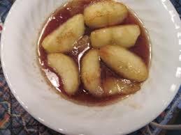 dessert au pomme rapide dessert rapide pommes frites à l érable de corralou recettes