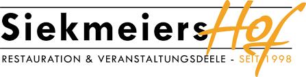 siekmeiers hof bad oeynhausen restaurant veranstaltung