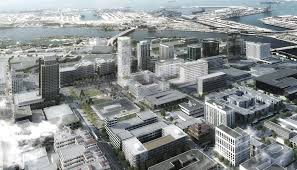 100 Long Beach Architect SOM Civic Center Master Plan