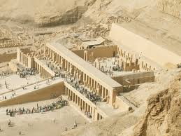 100 In The Valley Of The Kings Egypt Africa Of The Luxor Hatchepsoot Temple