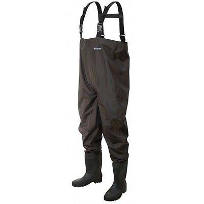 Frogg Toggs Rana II PVC Chest Wader Cleated - 12