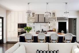 kitchen island lighting kitchen transitional with airy style