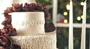 Gourmet Tiered Wedding Cake Video Clip