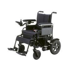 Cirrus Plus EC Folding Power Wheelchair, 18