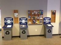 Uconn Student Union Front Desk by E Waste And Ink Cartridge Recycling Sustainability Office