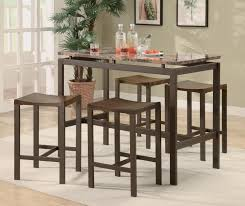Bar Height Table And Chairs Set | Tables | Counter Height ...