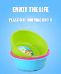 pp großes kunststoff waschbecken badezimmer kunststoff waschbecken buy bathroom plastic wash basin colorful wash portable large foot household