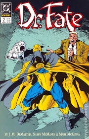 Doctor Fate Comic Books Issue 2