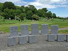 The Famine Burial Pits Abbeystrewry Cemetery Skibbereen Co