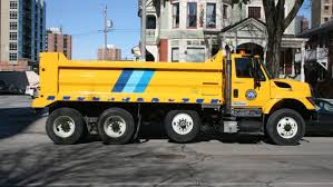 How Many Tons Does A Dump Truck Hold? | Reference.com