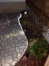 Patio Floor Lighting Ideas by Outdoor Solar Lighting Landscape Lighting Lights For