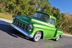 100 50s Chevy Truck A 1955 Chevrolet 3100 Thatll Make You Green With Envy Hot Rod