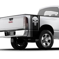 100 Pick Up Truck Beds 2019 For Punisher Skull Up Bed Band Fits All GMC FORD