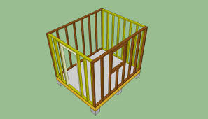 8 X 10 Gambrel Shed Plans by Edwats