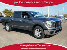 New 2018 Nissan Titan SV For Sale | Tampa FL | .