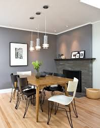 98 Grey Accent Wall In Dining Room