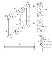 Ceiling Projector Mount Retractable by Manual B Series Manual Projection Screens Elite Screens