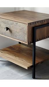 Raymour And Flanigan Dresser Drawer Removal by Best 25 Metal Nightstand Ideas On Pinterest Pipe Furniture