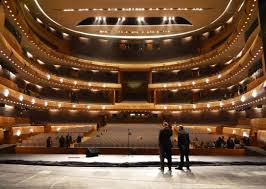 the at st petersburg s canadian designed opera