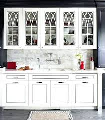 glass kitchen cabinet glass cabinet doors with glass shelves and
